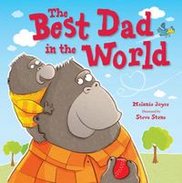 The Best Dad in The World by Melanie Joyce image