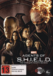 Agents Of S.H.I.E.L.D. Season 4 on DVD