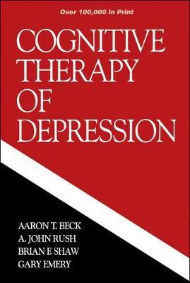 Cognitive Therapy of Depression by Aaron T Beck image