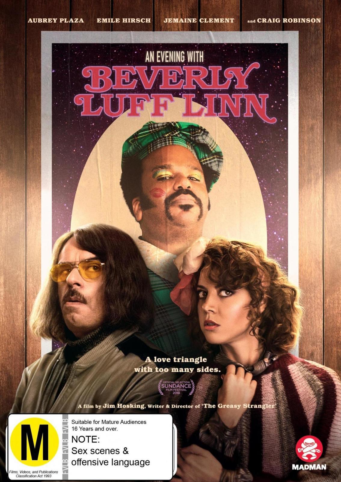An Evening With Beverly Luff Linn on DVD image