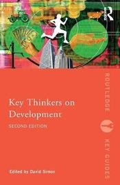 Key Thinkers on Development image
