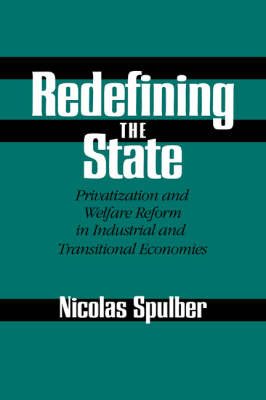 Redefining the State by Nicolas Spulber image