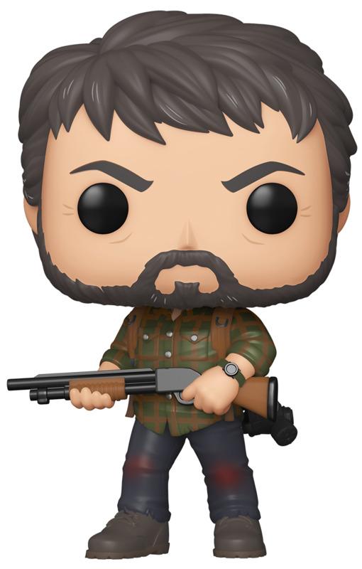 The Last of Us: Joel - Pop! Vinyl Figure