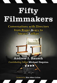 Fifty Filmmakers by Andrew J Rausch image