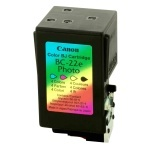 CANON BC22E Colour Cartridge suitable for BJC2000SP  BJC2100SP BJC4200 BJC4300 BJC4310 BJC4550 BJC4650  Bubble-Jet Printers
