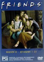 Friends - Season 6 on DVD