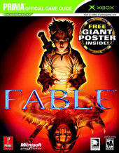 Fable - Prima Official Guide for Xbox