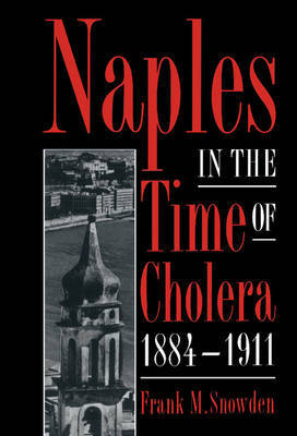 Naples in the Time of Cholera, 1884-1911 by Frank M Snowden image
