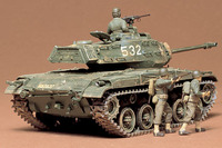 Tamiya US M41 Walker Bulldog 1:35 Model Kit image