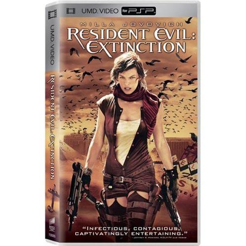 Resident Evil - Extinction for PSP