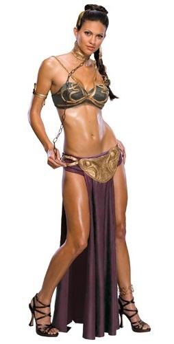Star Wars Princess Leia Slave Costume (Small)