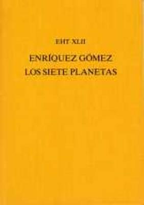 Siete Planetas by Antonio Enriquez Gomez image