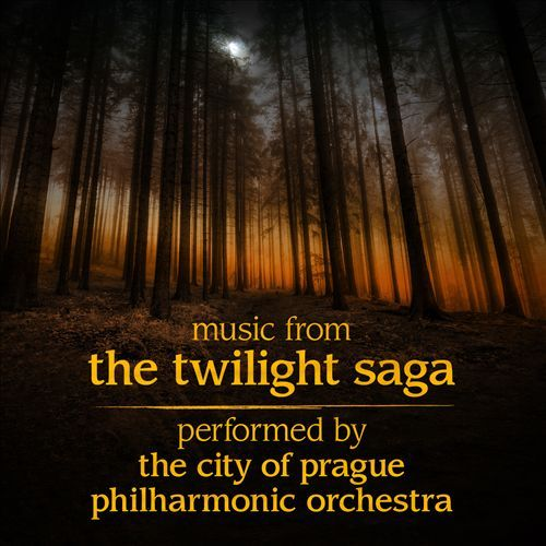 Music From the Twilight Saga by City of Prague Philharmonic Orchestra image