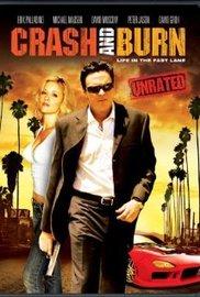 Crash and Burn on DVD