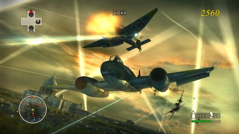 Blazing Angels 2: Secret Missions for PS3 image