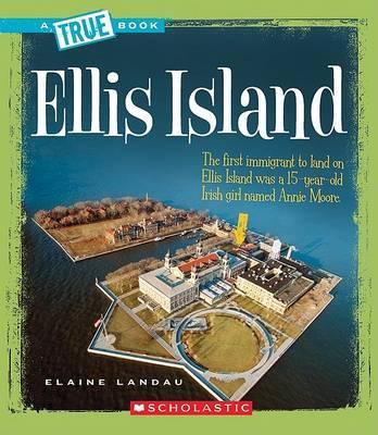Ellis Island by Melissa McDaniel