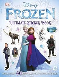 Disney Frozen: Ultimate Sticker Book by DK Publishing image