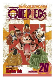 One Piece, Vol. 20 by Eiichiro Oda