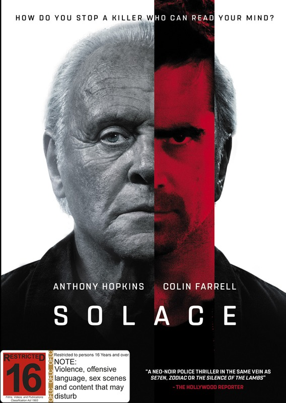 Solace on DVD