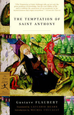 Mod Lib The Temptation Of St Anthony by Gustave Flaubert image