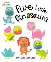 Petite Boutique Five Little Dinosaurs by Make Believe Ideas, Ltd.