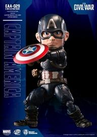 Marvel: Captain America (Civil War) - Egg Attack Action Figure