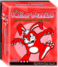 Killer Bunnies - Quest Red Booster Pack