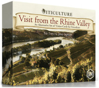 Viticulture: Visit from the Rhine Valley - Expansion Set