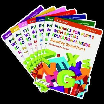 Phonics for Pupils with Special Educational Needs Set by Ann Sullivan