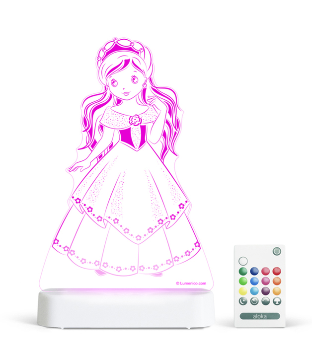 Aloka: Night Light - Princess