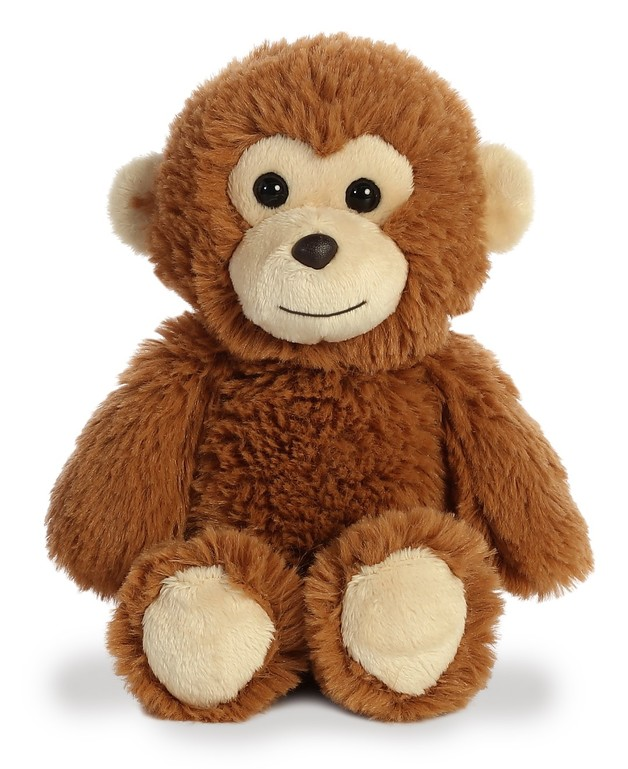 Aurora: Cuddly Friends Plush - Monkey (Small)