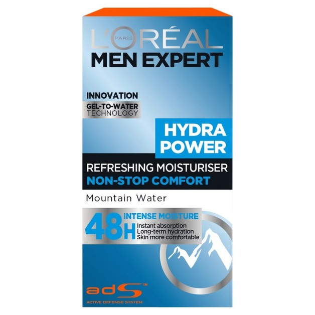 L'Oreal Men Expert - Hydra Power Moisturiser (50ml)