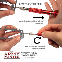Army Painter Miniature and Model Drill image