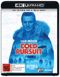 Cold Pursuit on UHD Blu-ray