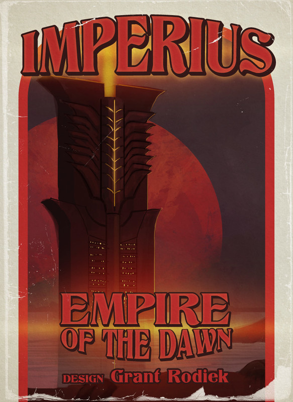 Imperius: Empire of the Dawn - Game Expansion