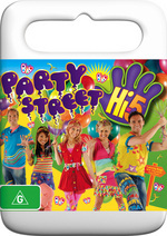 Hi-5 - Party Street on DVD
