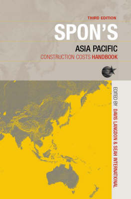 Spon's Asia Pacific Construction Costs Handbook by Seah International image
