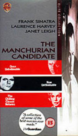 The Manchurian Candidate on DVD