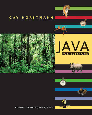 Java for Everyone by Cay S. Horstmann