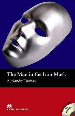 The Man in the Iron Mask: Beginner by Alexandre Dumas