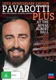 Pavarotti Plus: Live From The Royal Albert Hall on DVD
