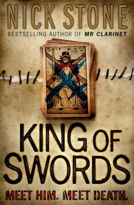 King of Swords by Nick Stone image
