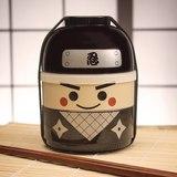 Kokeshi Bento Snack Boxes (Ninja)