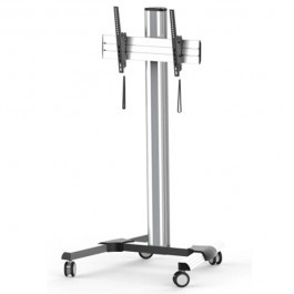 Brateck Mobile TV Cart with Roller for LCD Screen Size 37