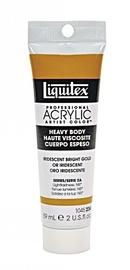 Liquitex: Heavy Body Acrylic - Iridescent Bright Gold (59ml)