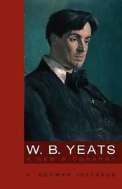 W.B.Yeats by A.Norman Jeffares image