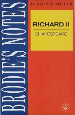 Shakespeare: Richard II by Norman T. Carrington