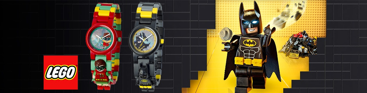 Lego Watches