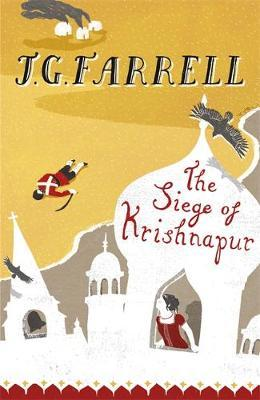The Siege Of Krishnapur by J.G. Farrell image