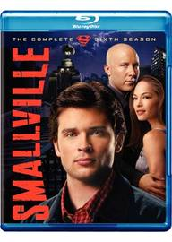 Smallville - The Complete Sixth Season on Blu-ray